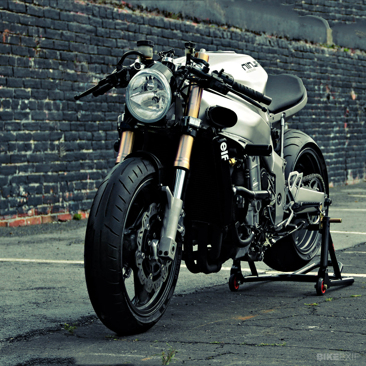 zx7 cafe racer