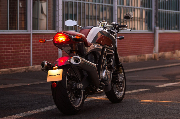 Midual Type 1 motorcycle