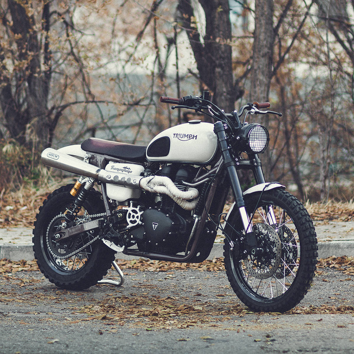 The Ultimate Triumph Scrambler Bike Exif