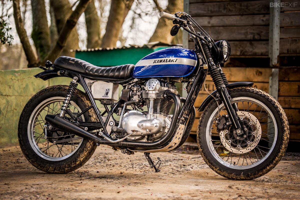 Wes' Kawasaki W650