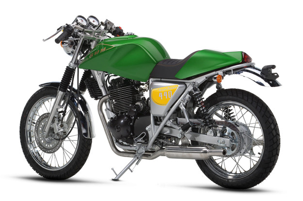 Gran Milano by SWM Moto — the classic Italian marque returns.