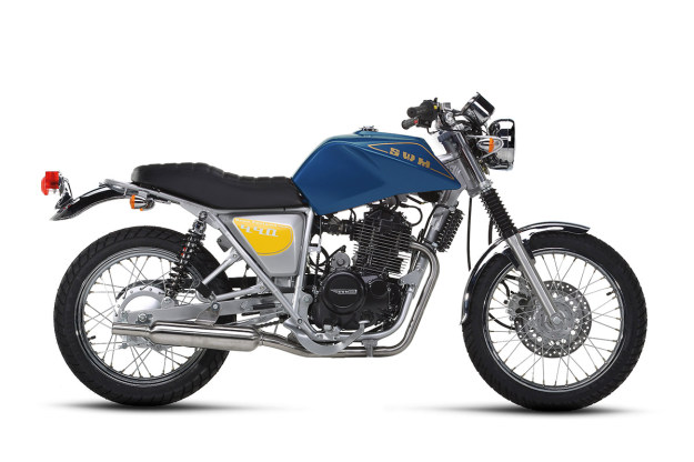 Gran Turismo by SWM Moto — the classic Italian marque returns.