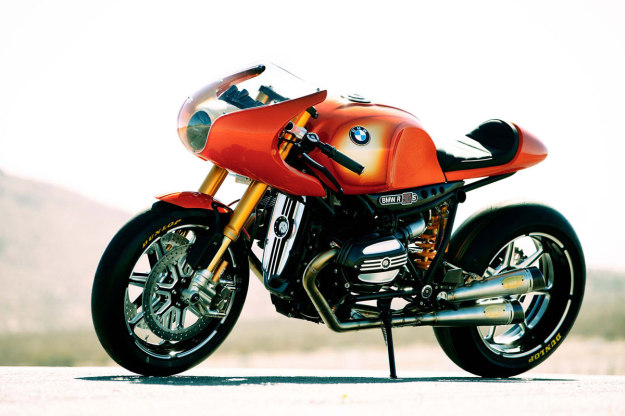 BMW Concept 90 motorcycle by Roland Sands.