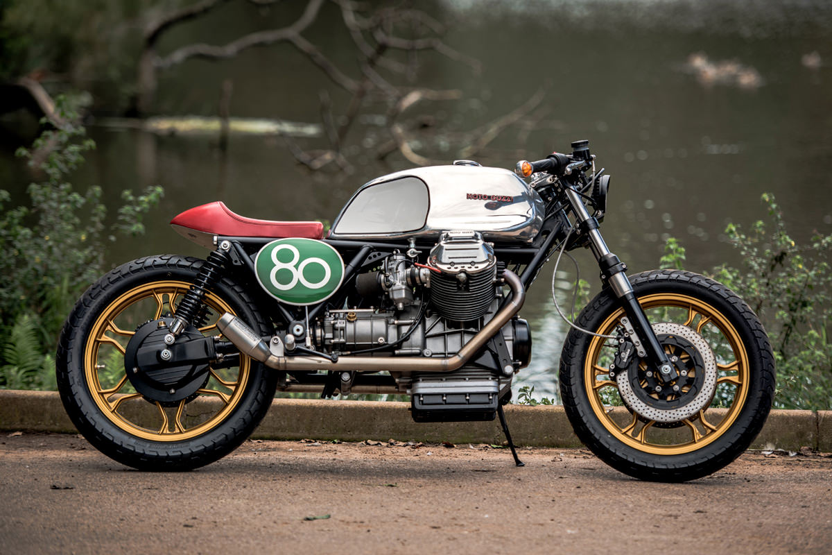 Cafe Racer Builders South Africa