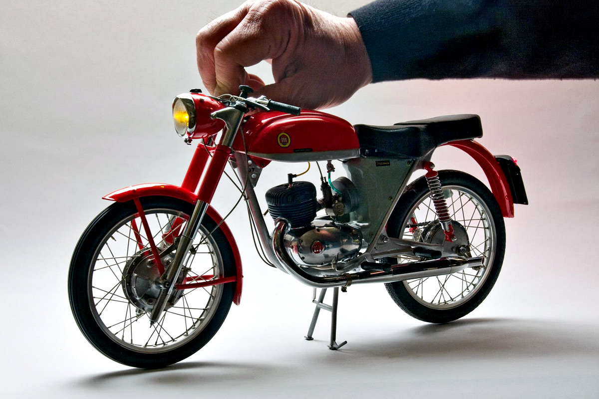The Amazing Motorcycle Models Of Pere Tarrag Bike Exif