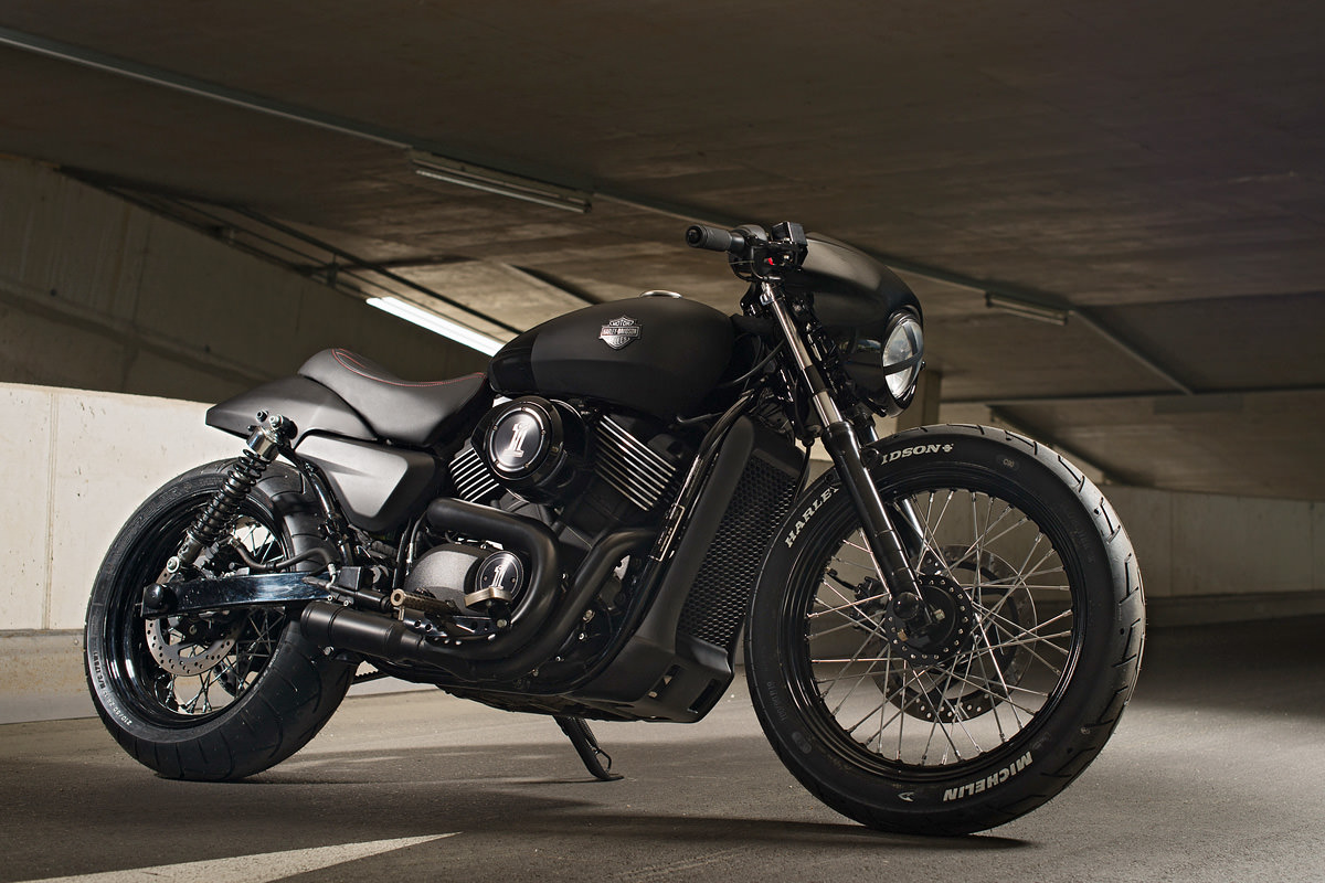 harley davidson street 750 - photo #2