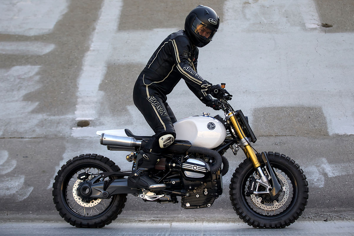 all killer no filler bmw r ninet by jsk bike exif. Black Bedroom Furniture Sets. Home Design Ideas
