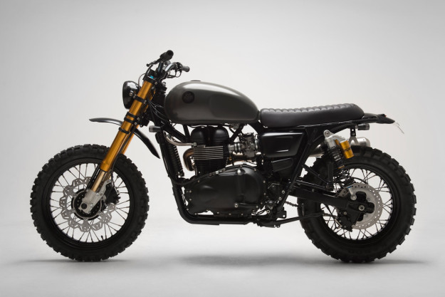 into the woods a triumph bonneville scrambler bike exif. Black Bedroom Furniture Sets. Home Design Ideas