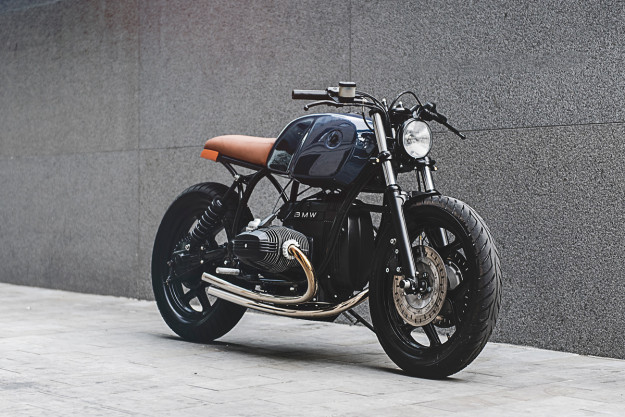 The Perfect 10: A custom BMW R80 from Auto Fabrica.