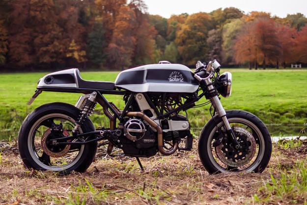 Ducati 900SS by Wimoto