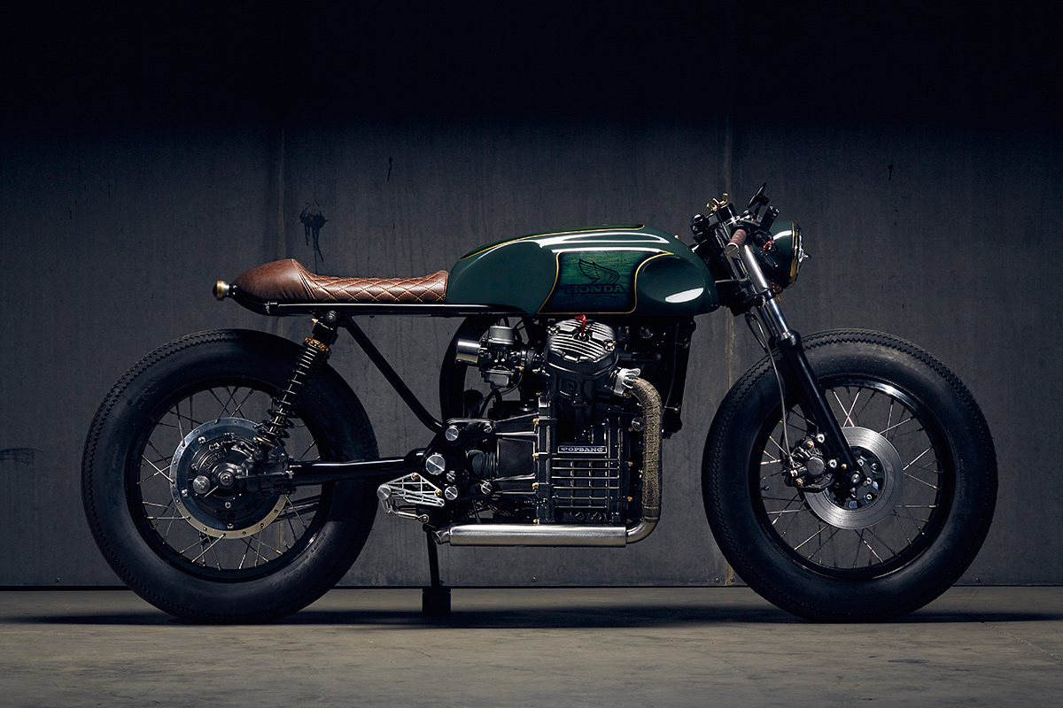 Best Cafe Racer To Start