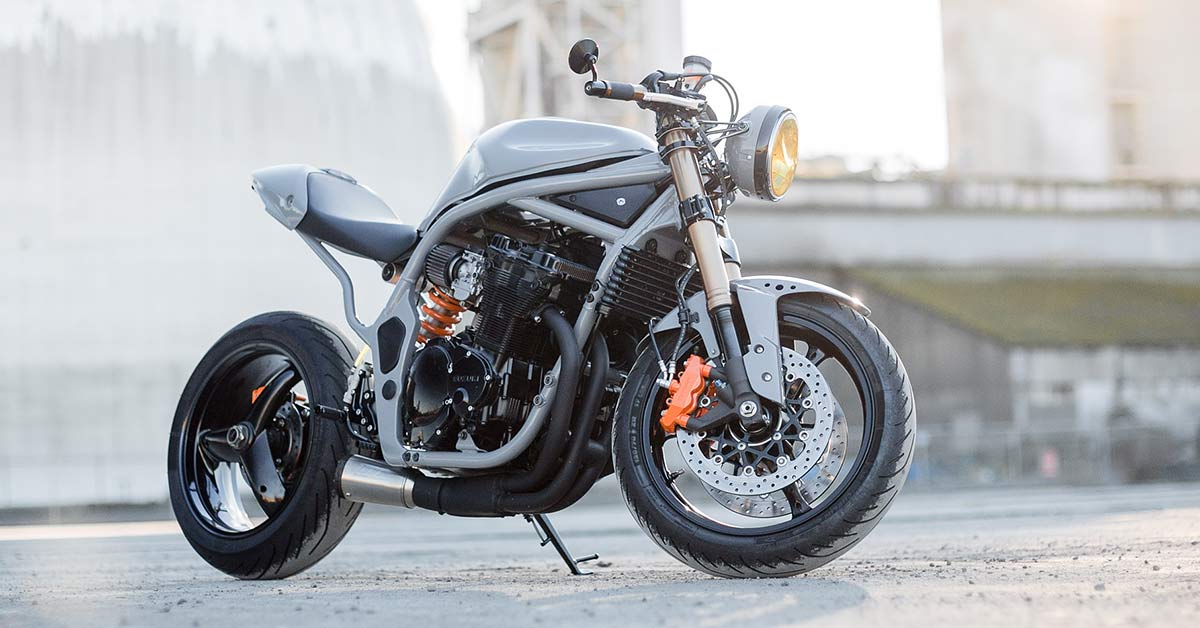 Are We Ready For A Suzuki Bandit Cafe Racer?