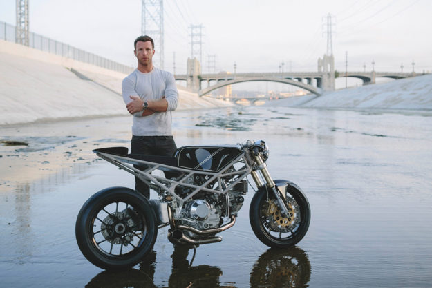 Max Hazan on how to buy a motorcycle for your custom project.