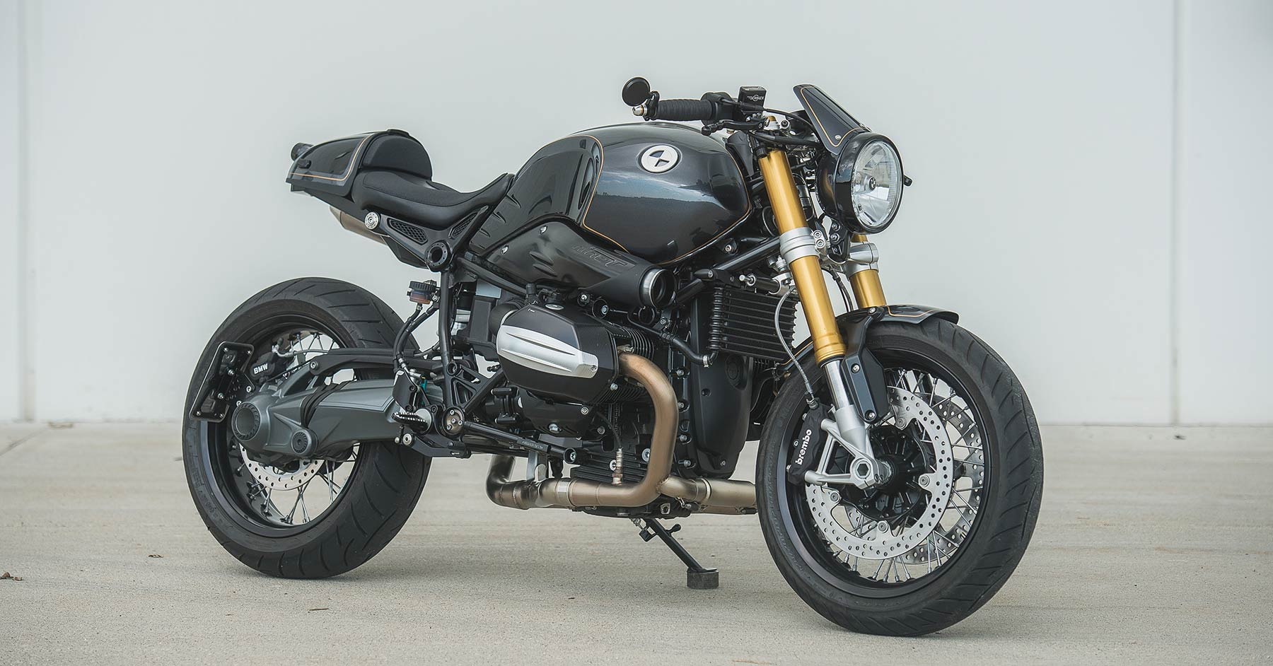 Reality Check: A tweaked BMW R nineT from Analog