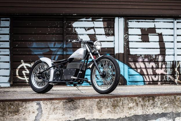 Watt The—: An Electric chopper by Sine Cycles