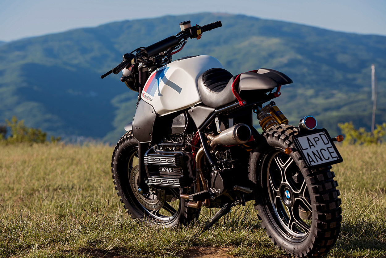 scrambler seat bmw k100 new wallpaper images. Black Bedroom Furniture Sets. Home Design Ideas