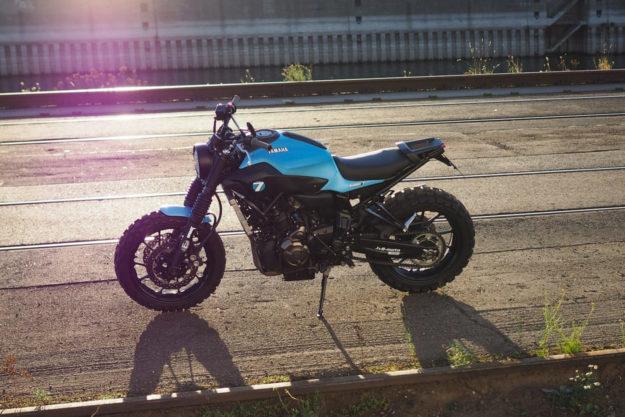 Yamaha MT-07 by JvB-MOTO