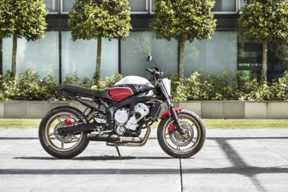 Custom Yamaha FZ6 by North East Custom