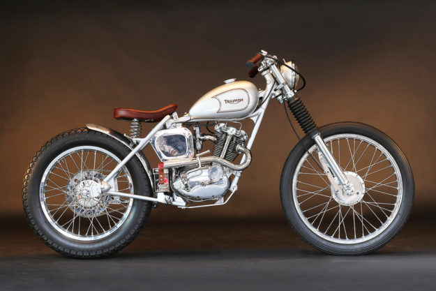 Triumph Tiger Cub by Heroes Motorcycles
