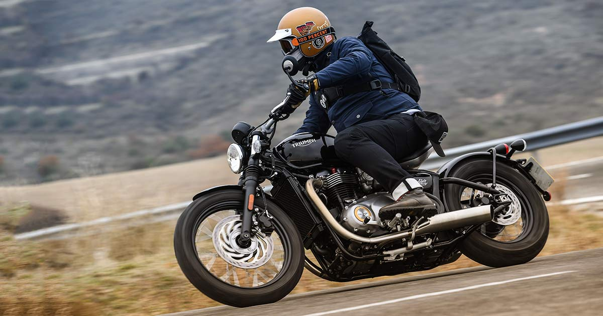First Ride: Does the Triumph Bobber live up to the hype?