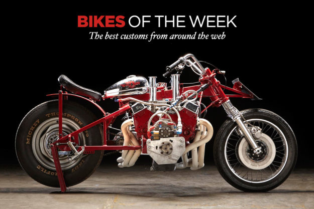 Custom Bikes Of The Week: 29 January, 2017
