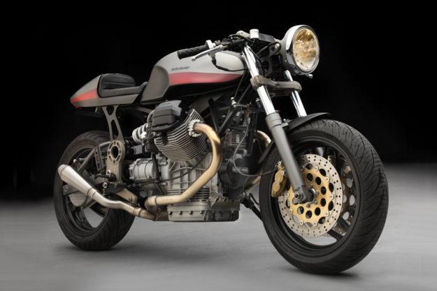 Moto Guzzi 1100 Sport by Moto-Studio