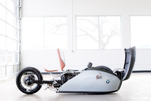 The BMW 'Alpha' by Mark Atkinson and Mehmet Doruk Erdem