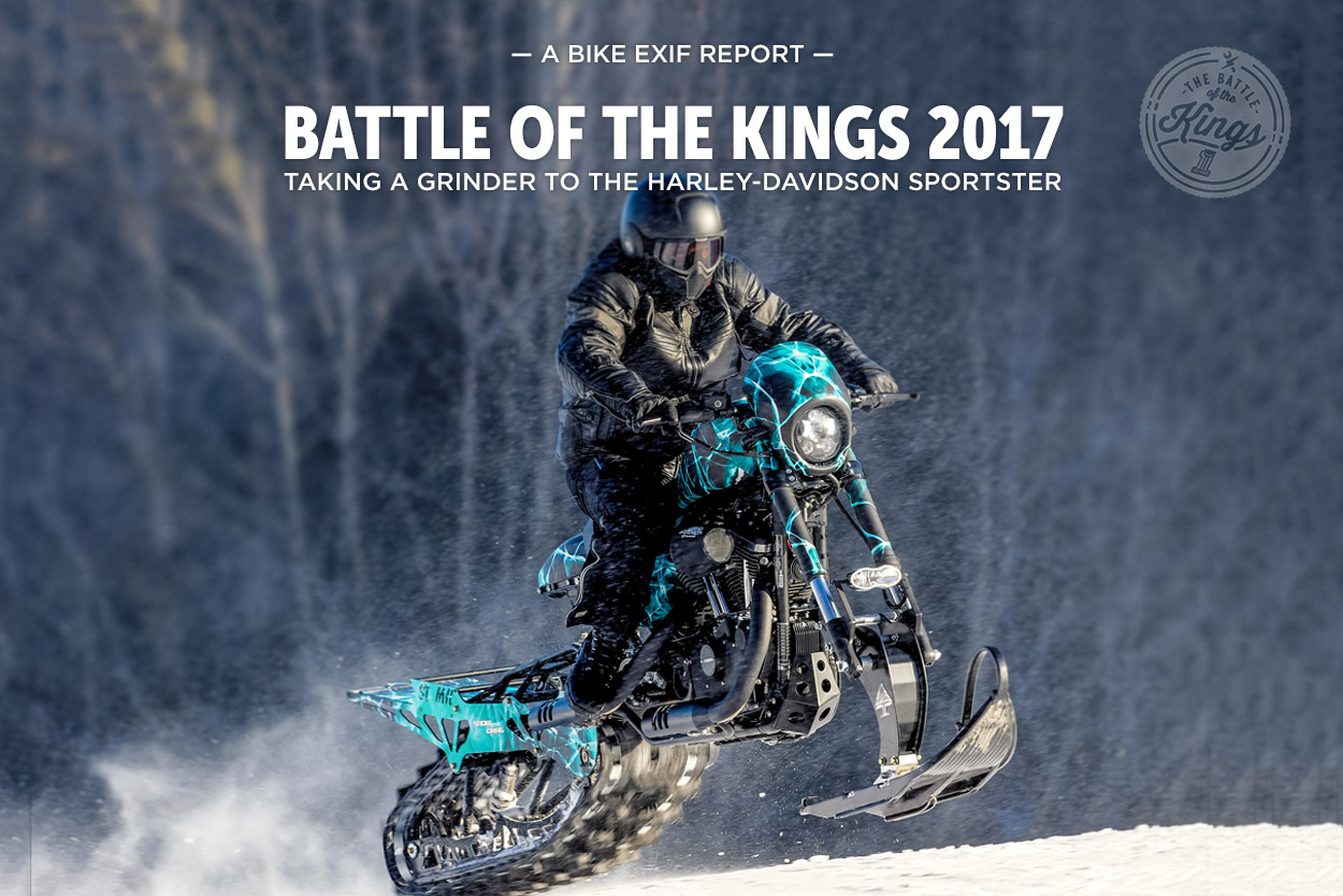Battle of the Kings: The Sportster Edition