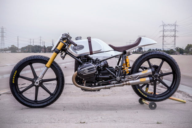 Roland Sands Stretches and Slams the R nineT