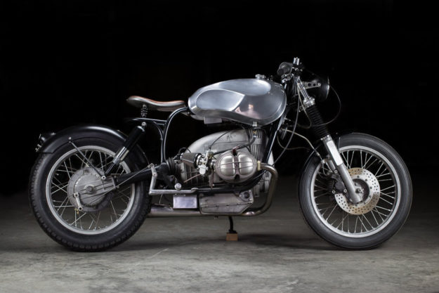 BMW R80 by Sette Nero
