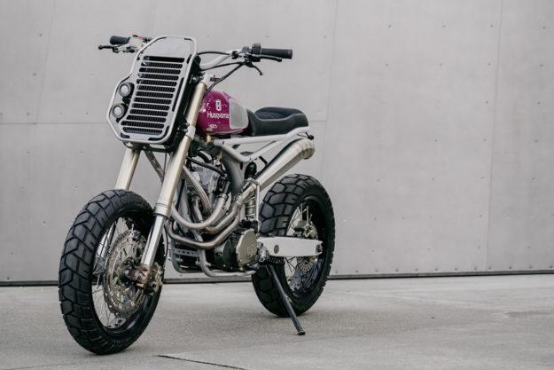 Moto Mucci's Husqvarna TE 570