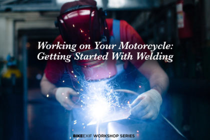 Getting started with motorcycle welding, Part I