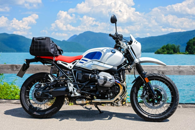 Bavaria Bound With The Bmw R Ninet Urban G S Bike Exif