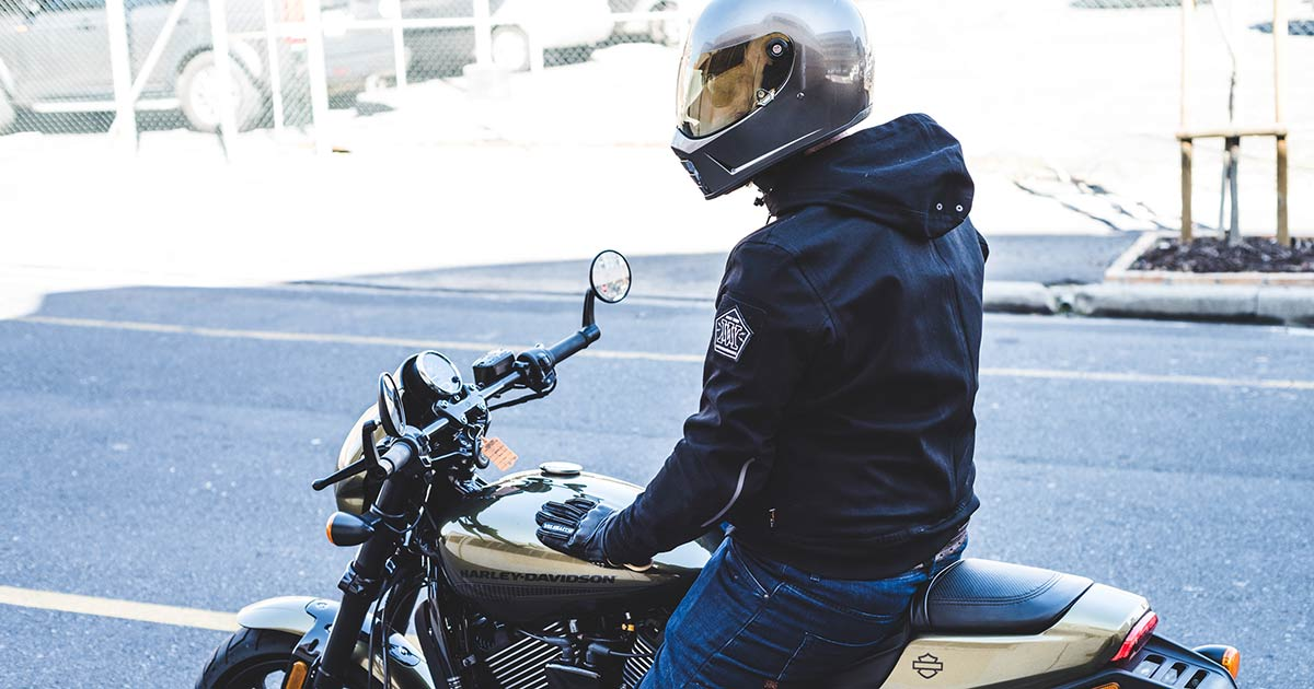 Road tested: Gear from Biltwell, REV'IT! and Stylmartin