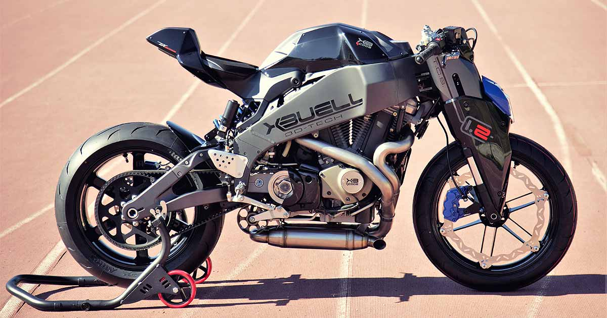 This Buell is a Glimpse into the Future of Customization