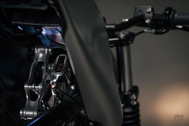 Smooth Operator: Vagabund's sleek BMW R100R cafe racer