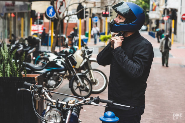 Helmet review: the Shoei RYD (RF-SR)