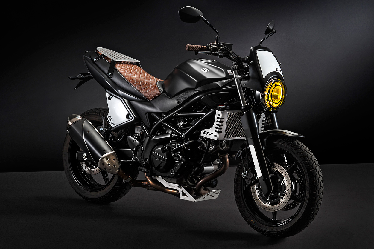it's about time: a suzuki sv650 kitc-racer | bike exif
