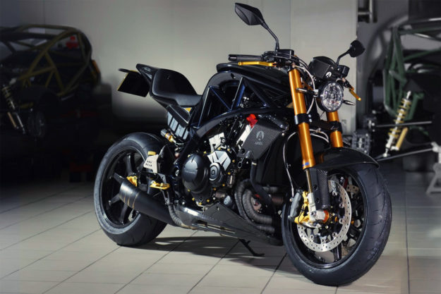 Ariel Ace R motorcycle