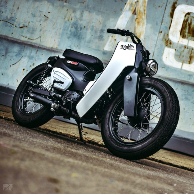 Honda launches the 2018 Super Cub with a K-Speed custom | Bike EXIF