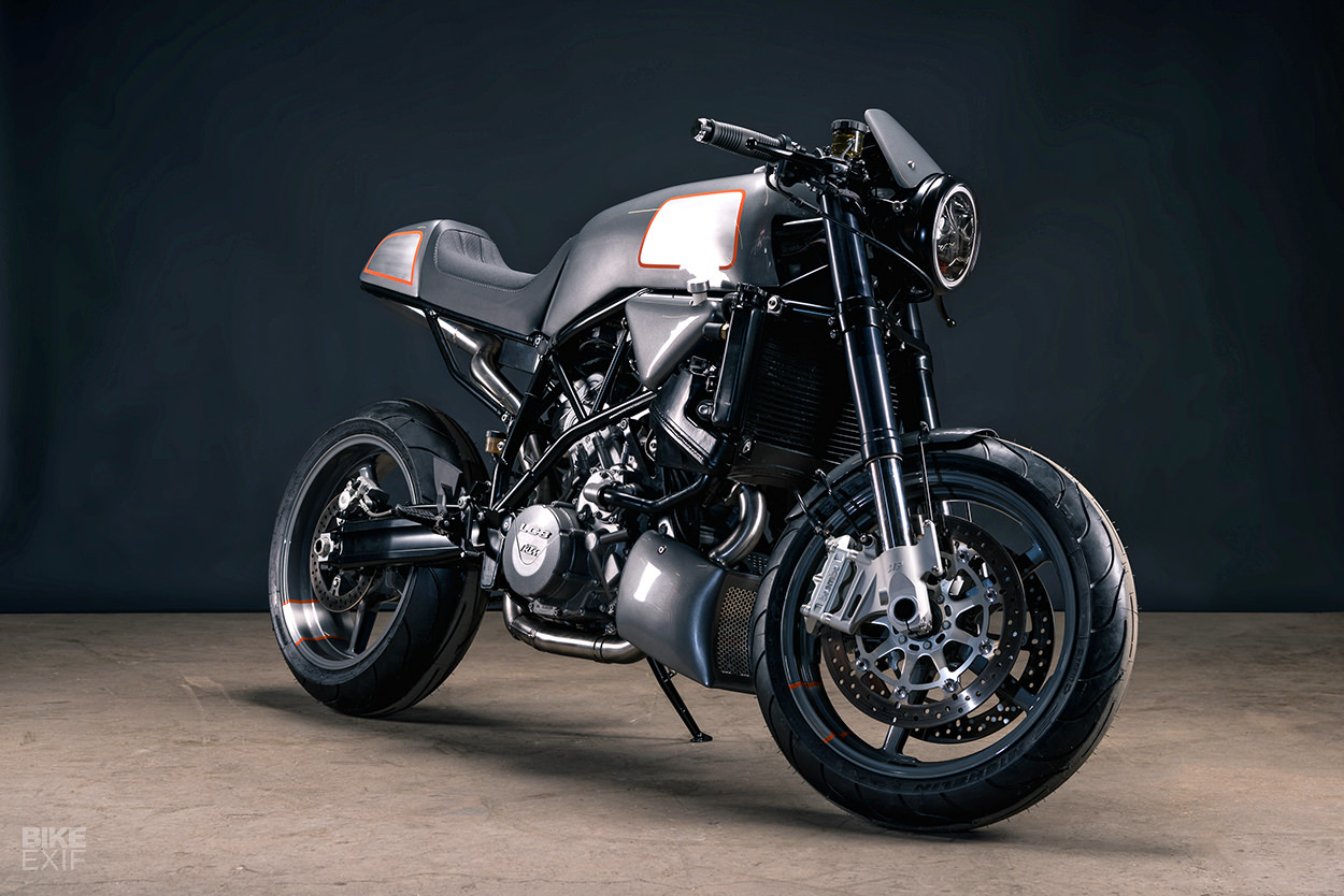 The Archduke: Analog builds the ultimate KTM 990 Super Duke