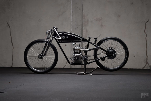 This Board Tracker is Powered by A Lawnmower Engine | Bike EXIF