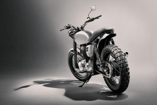 Custom Kawasaki W650 by Wreckless Motorcycles