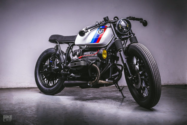 Antidote A Bmw R100rs Built By An F2 Race Team Boss Bike Exif