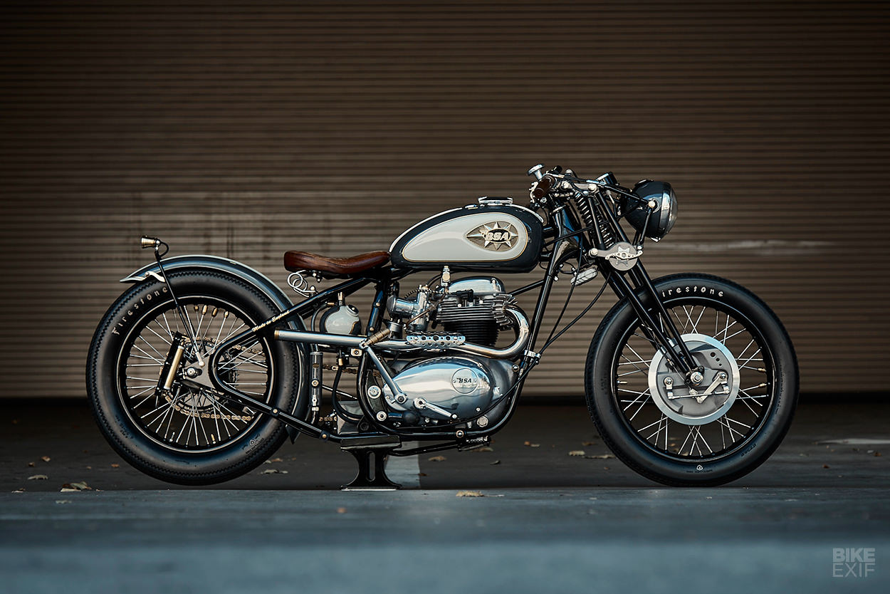 how to build a custom bobber motorcycle