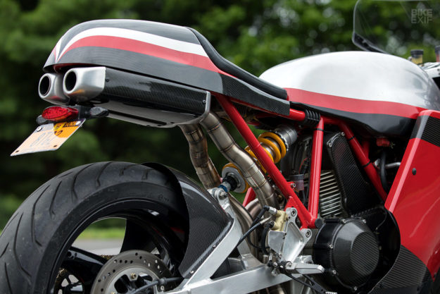 Custom Ducati 900 SuperSport by The Motorworks