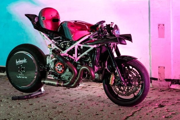 Ducati 999S by Vengine and Helmade