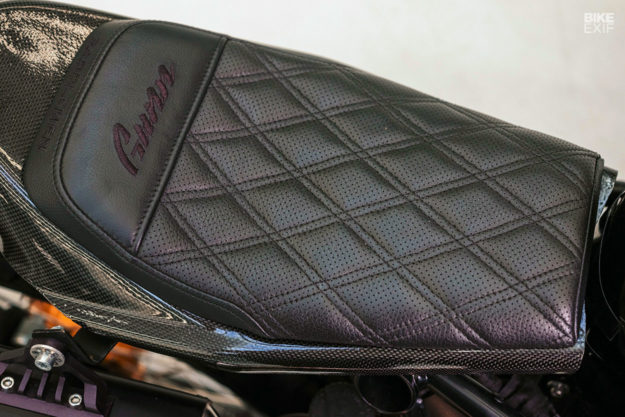 BMW R nineT flat track motorcycle by Gunn Design