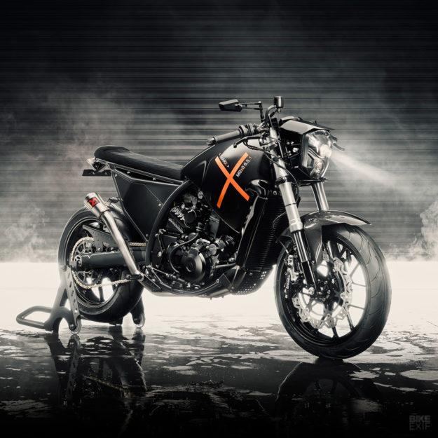Aprilia Moto 6.5: Customizing the world's worst motorcycle