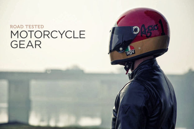 Road tested: Gear from Aether Apparel, AGV and Pagnol